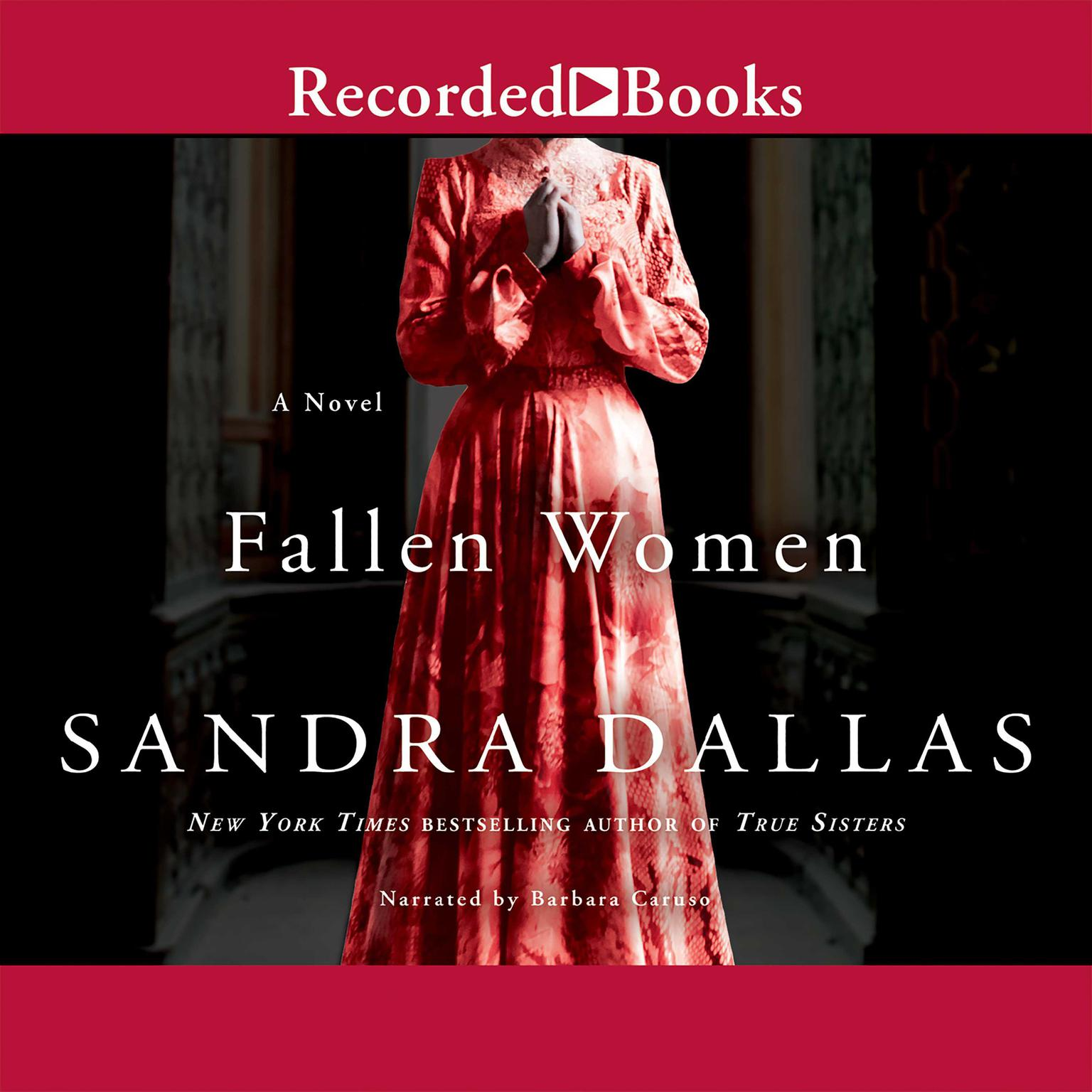 Printable Fallen Women Audiobook Cover Art