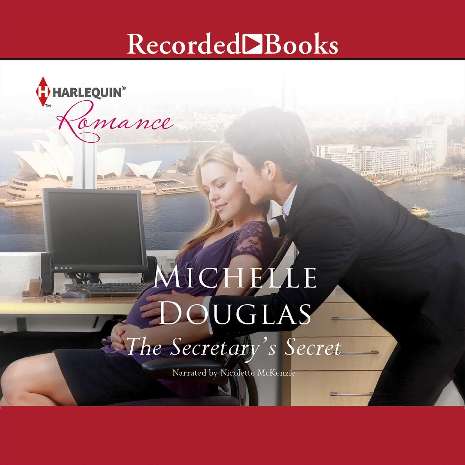 Printable The Secretary's Secret Audiobook Cover Art