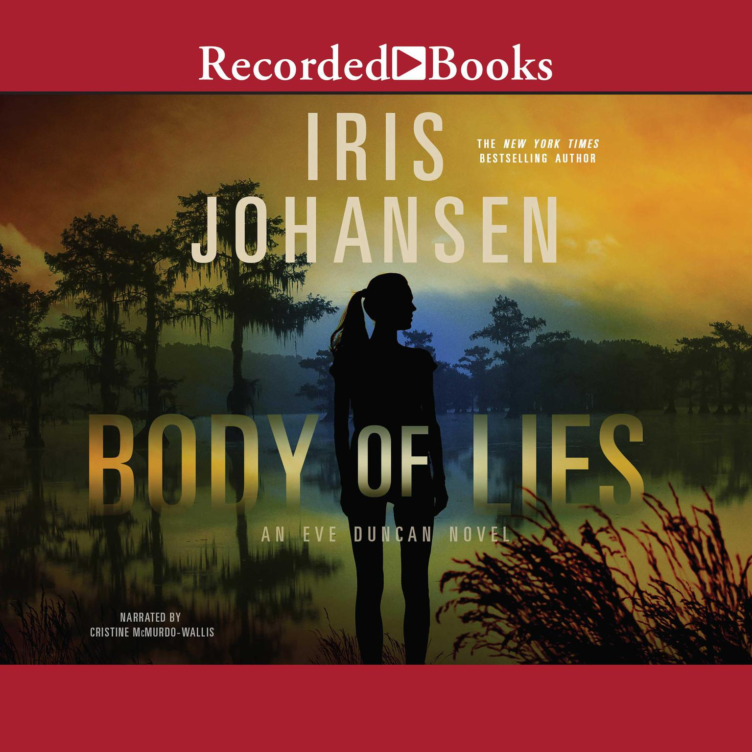Printable Body of Lies Audiobook Cover Art
