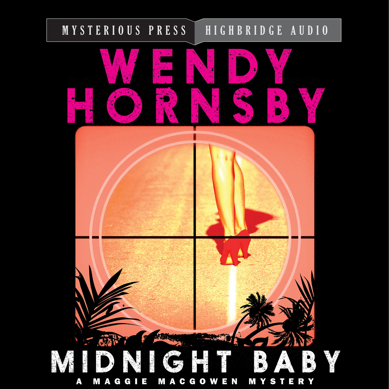 Printable Midnight Baby: A Maggie MacGowen Mystery Audiobook Cover Art