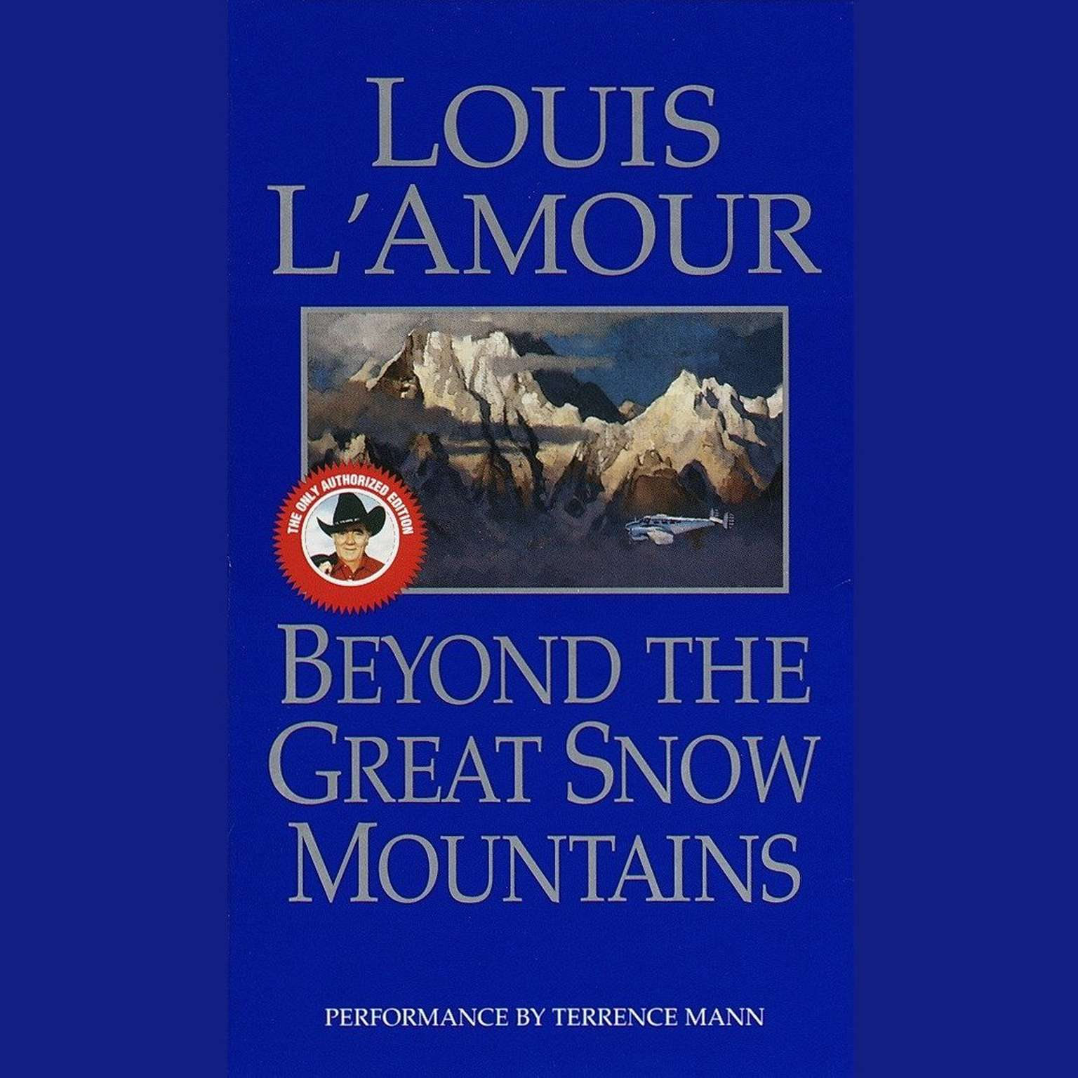 Printable Beyond the Great Snow Mountains: Stories Audiobook Cover Art