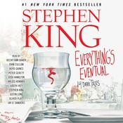 Everythings Eventual: 14 Dark Tales Audiobook, by Stephen King