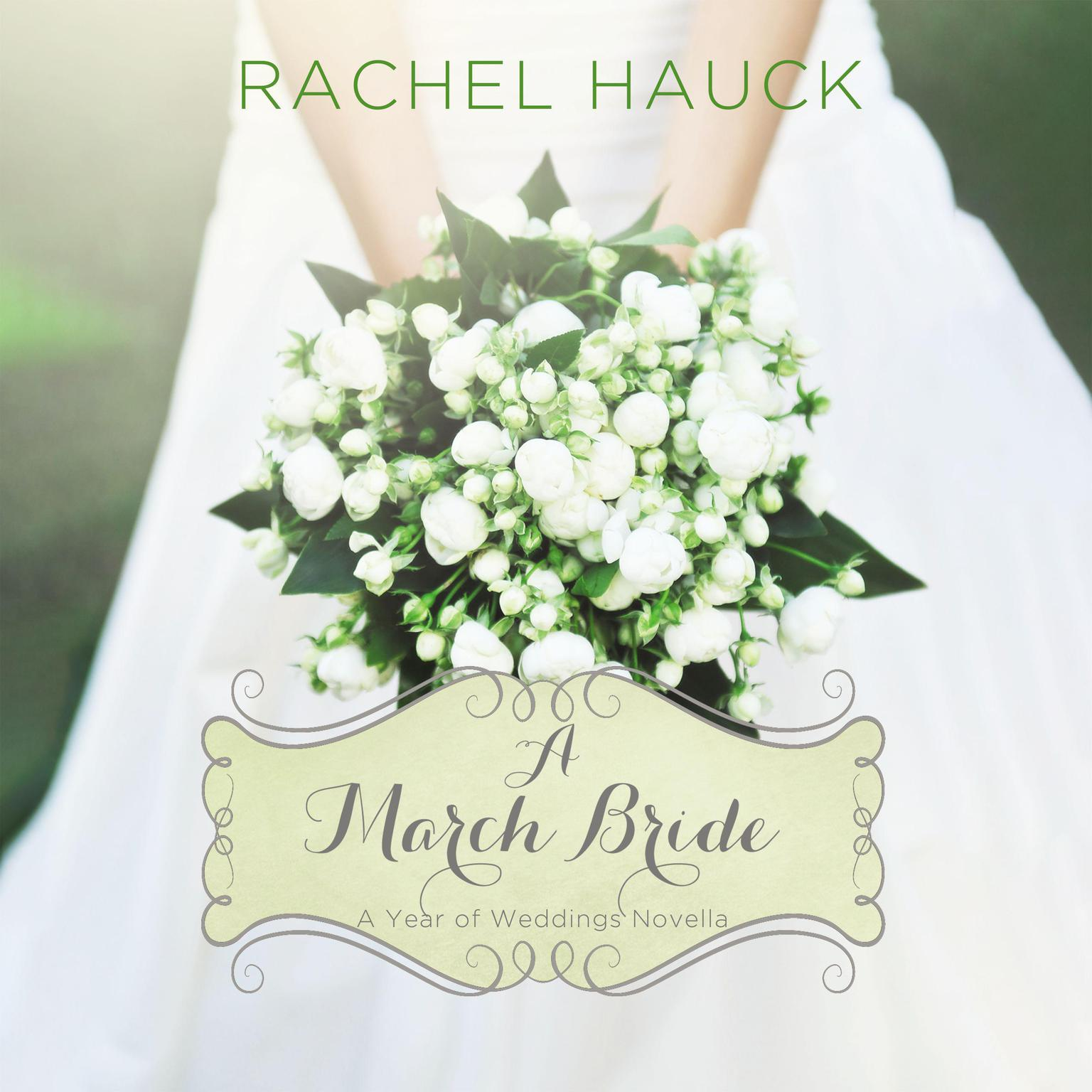 Printable A March Bride Audiobook Cover Art