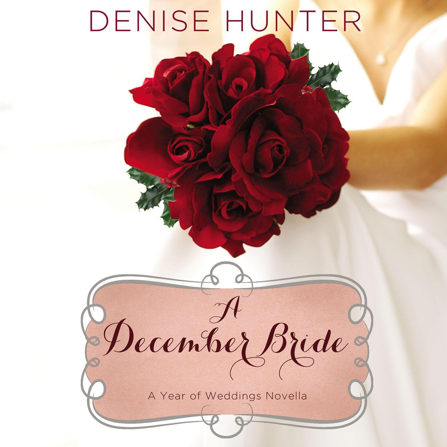 Printable A December Bride Audiobook Cover Art