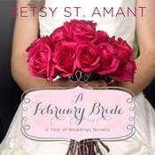 A February Bride Audiobook, by Betsy St. Amant