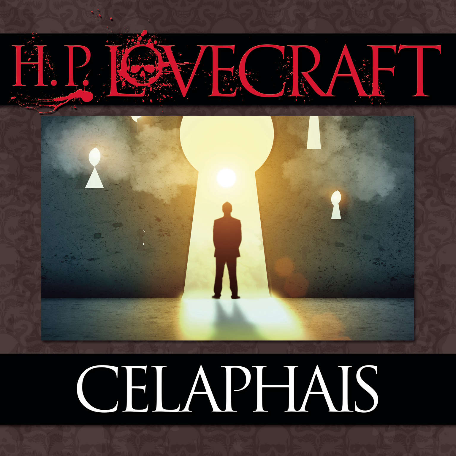 Printable Celephais Audiobook Cover Art