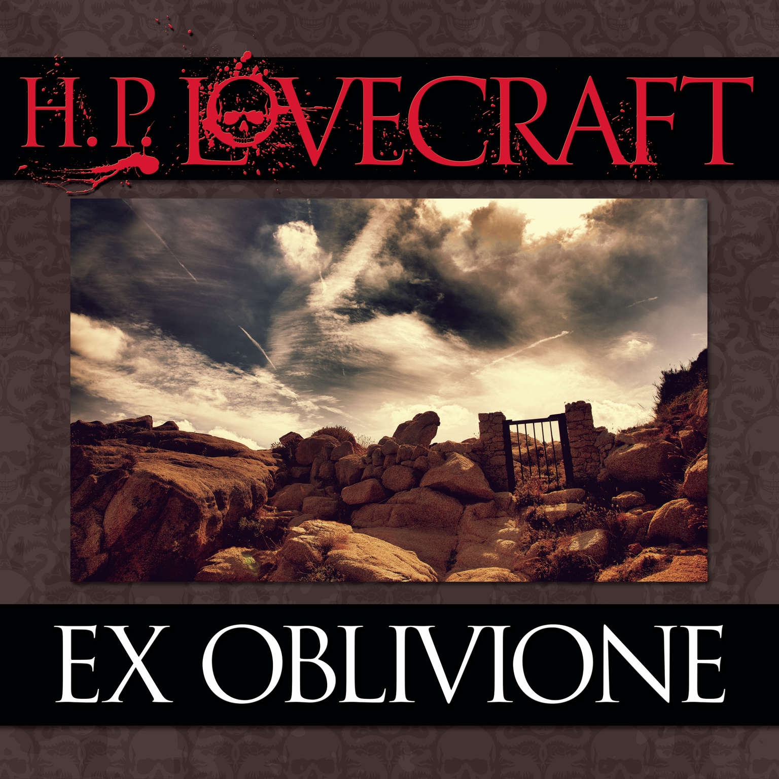 Printable Ex Oblivione Audiobook Cover Art