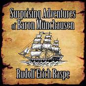 Surprising Adventures of Baron Munchausen Audiobook, by Rudolph Erich Raspe