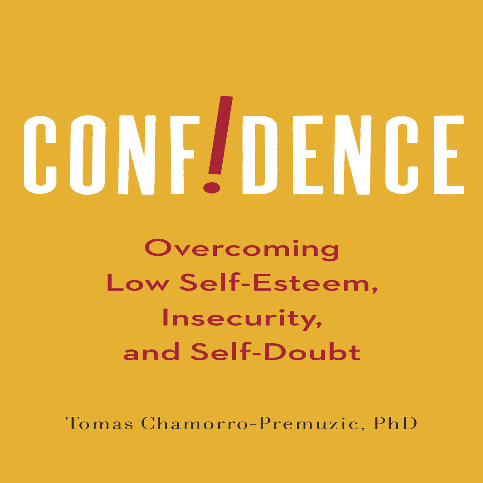 Printable Confidence: Overcoming Low Self-Esteem, Insecurity, and Self-Doubt Audiobook Cover Art