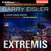 Extremis: A John Rain Novel Audiobook, by Barry Eisler