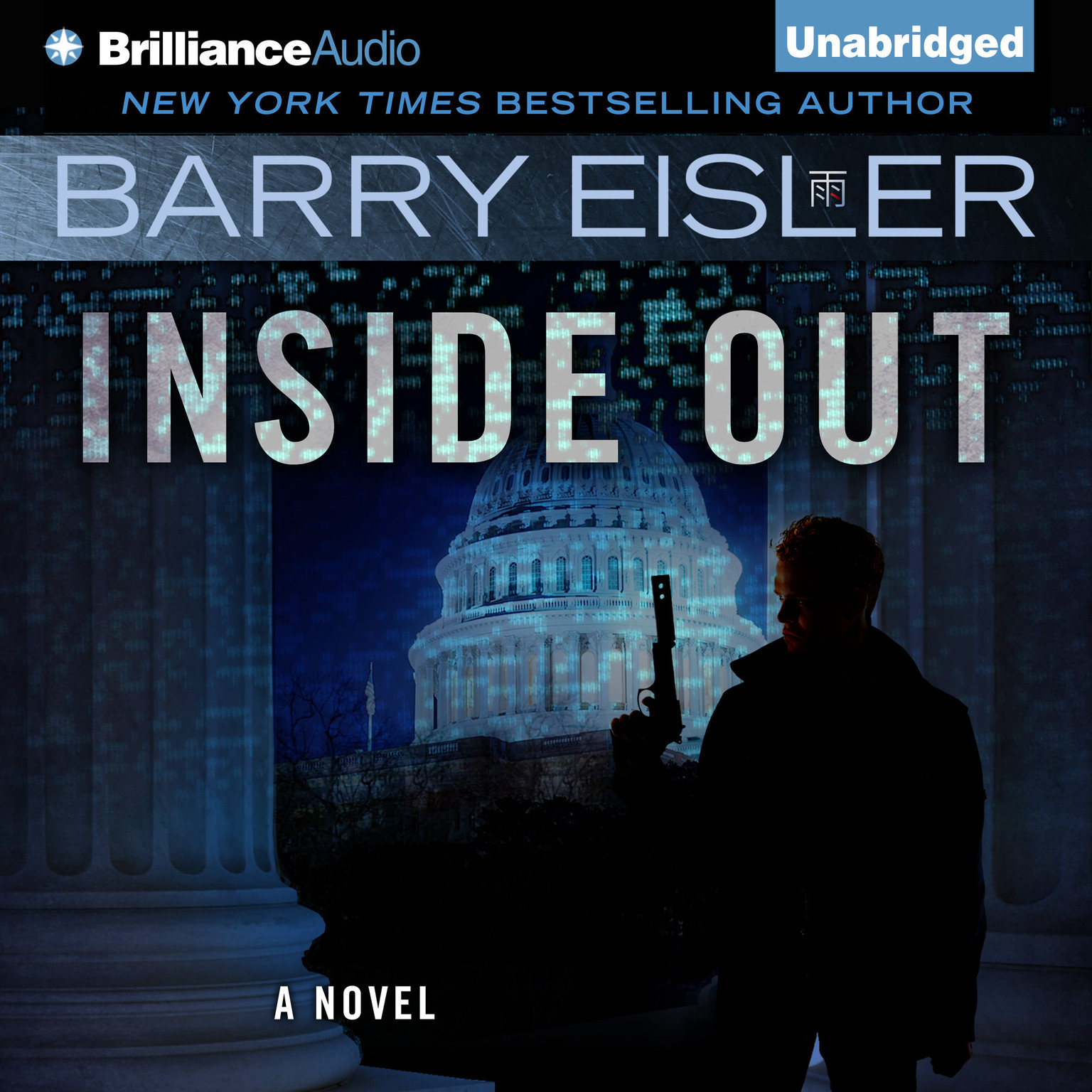 Printable Inside Out: A Novel Audiobook Cover Art