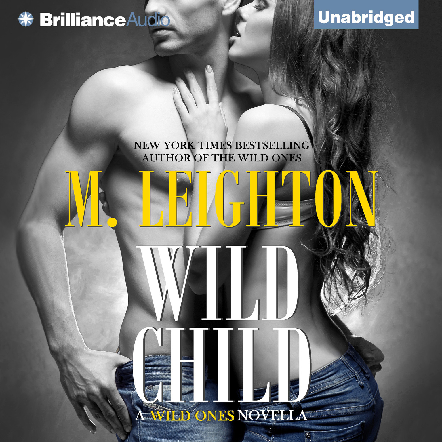 Printable Wild Child: A Wild Ones Novella Audiobook Cover Art