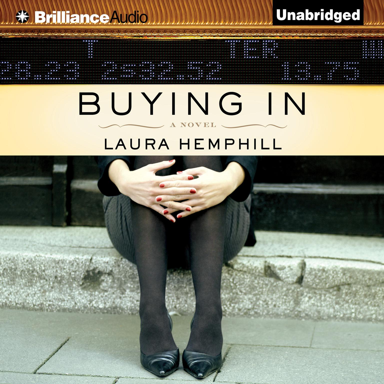 Printable Buying In Audiobook Cover Art