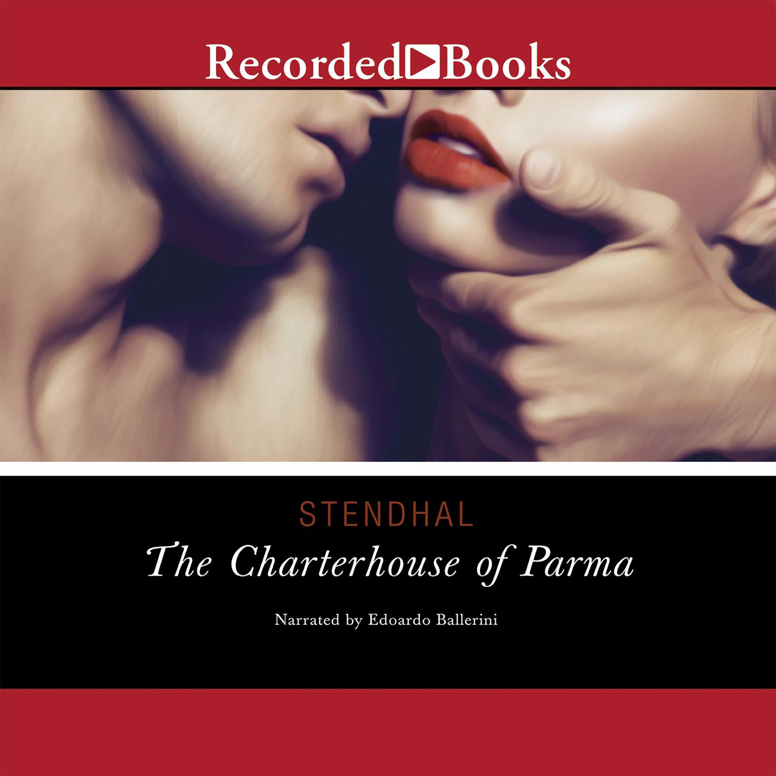 Printable The Charterhouse of Parma Audiobook Cover Art