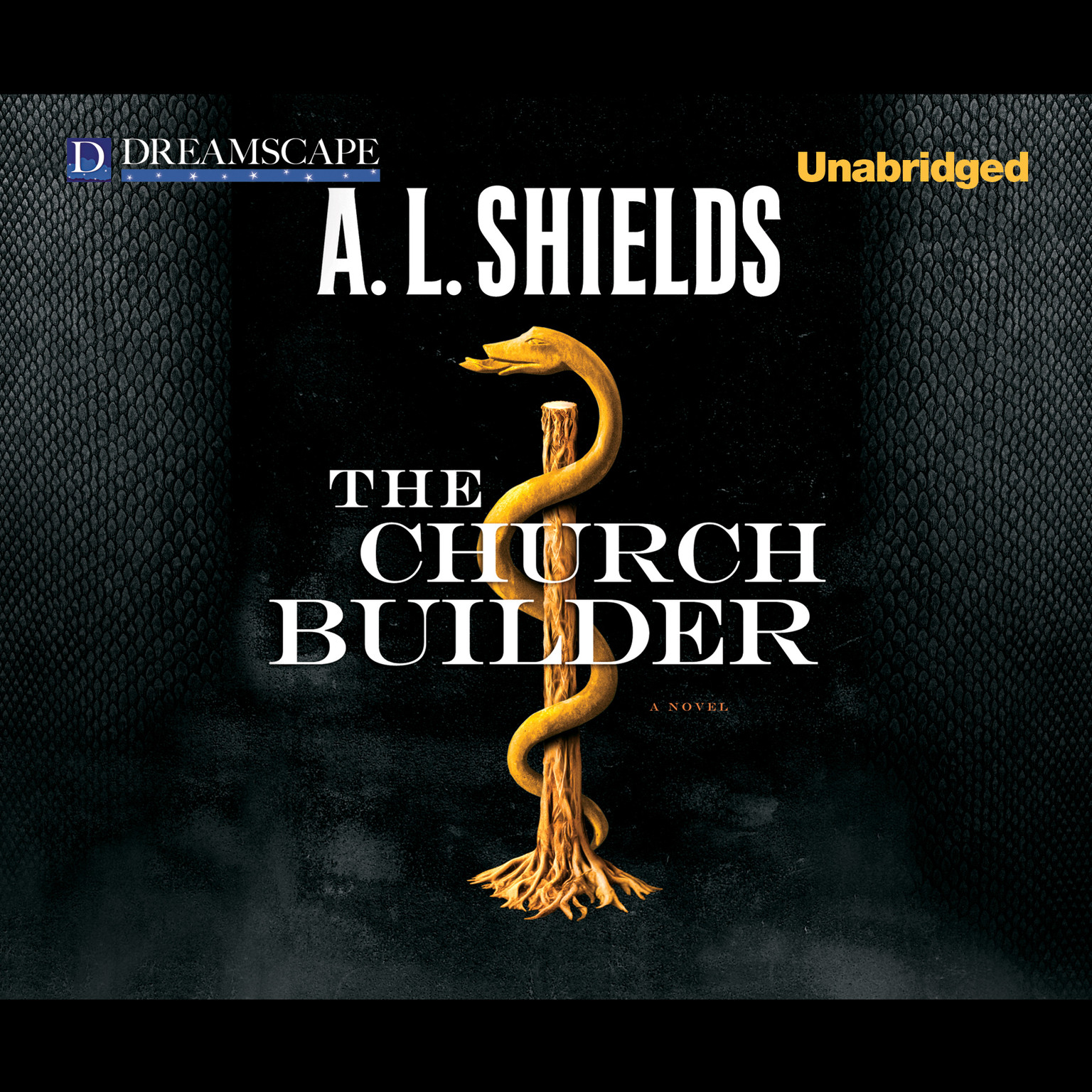 Printable The Church Builder Audiobook Cover Art