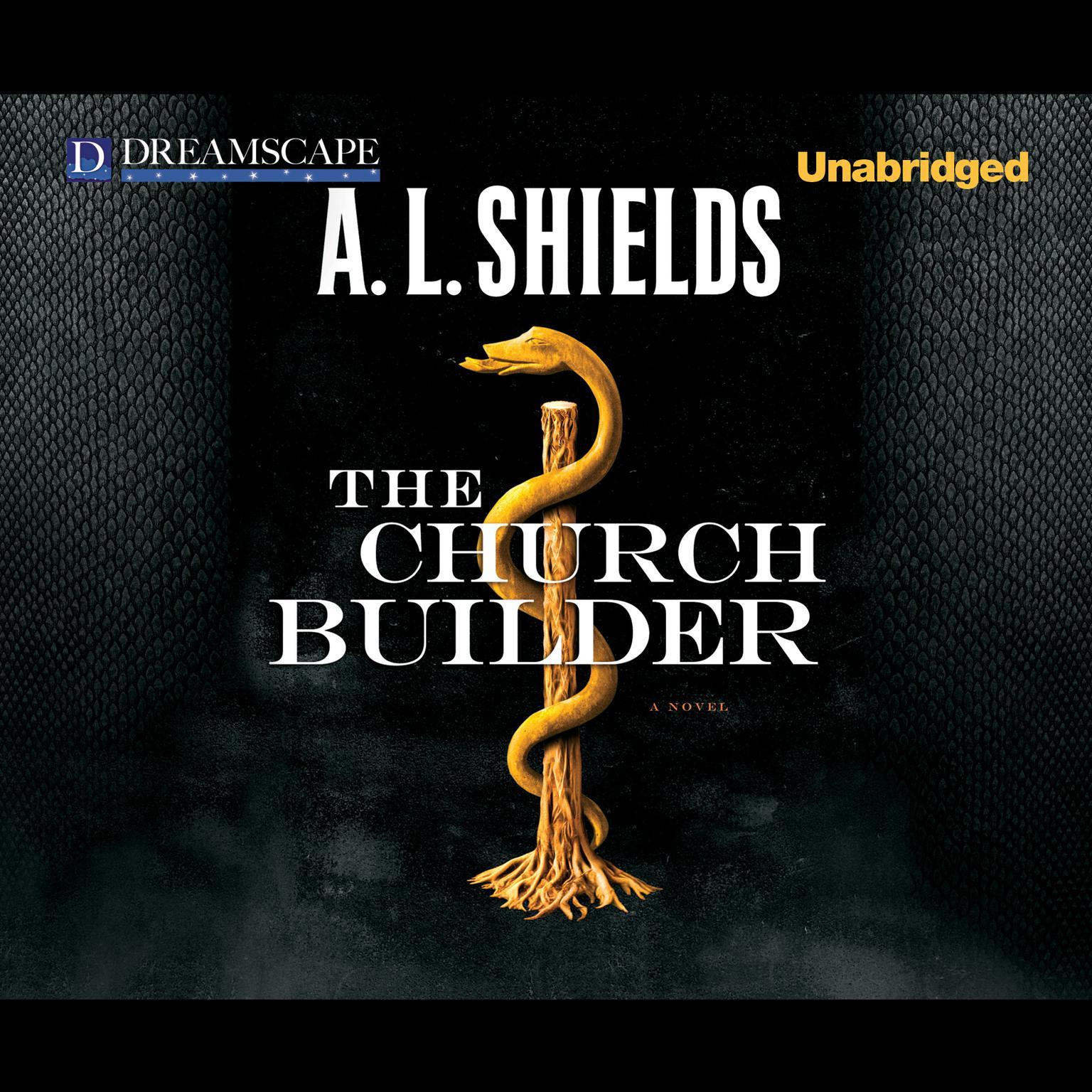 Printable The Church Builder Audiobook Cover Art