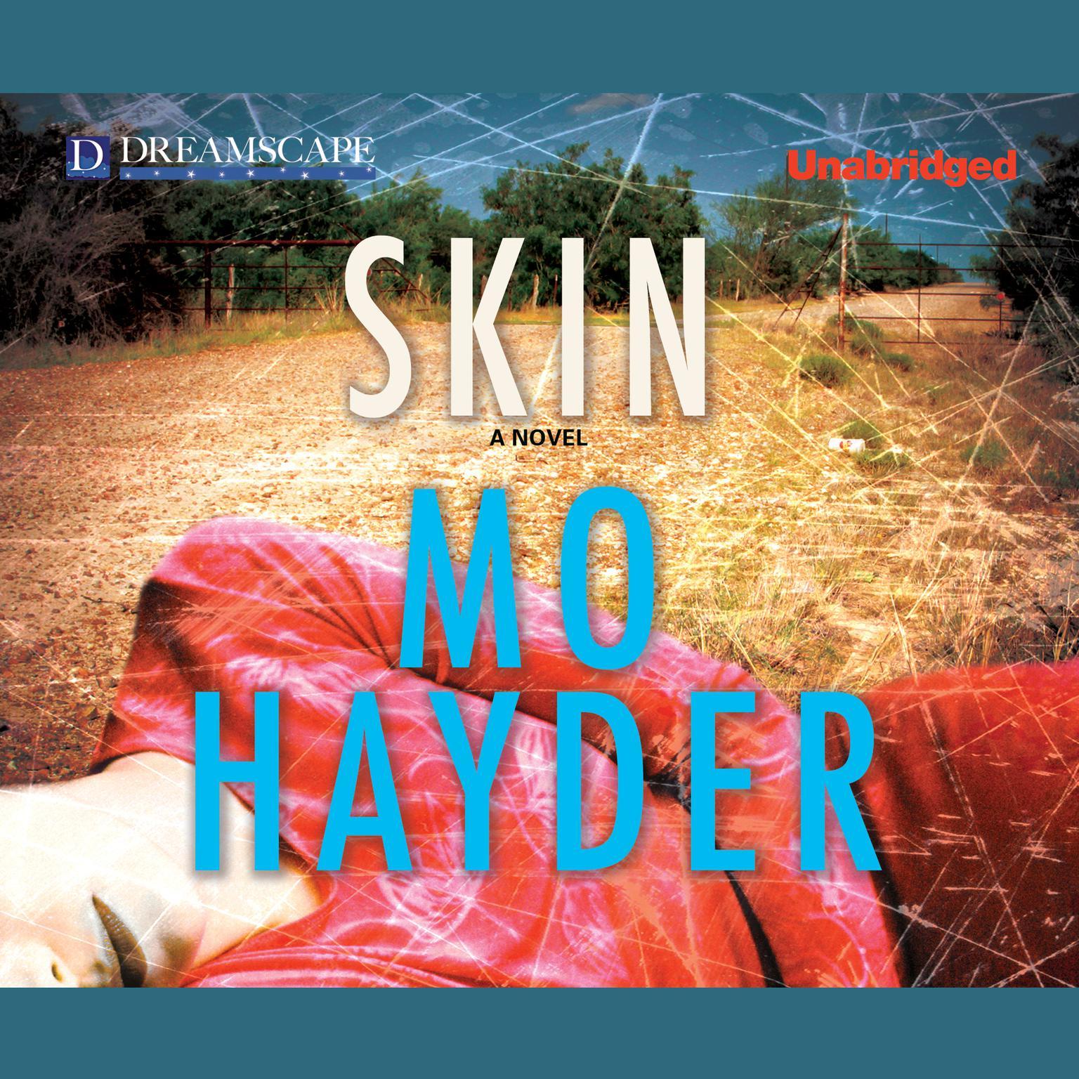 Printable Skin Audiobook Cover Art