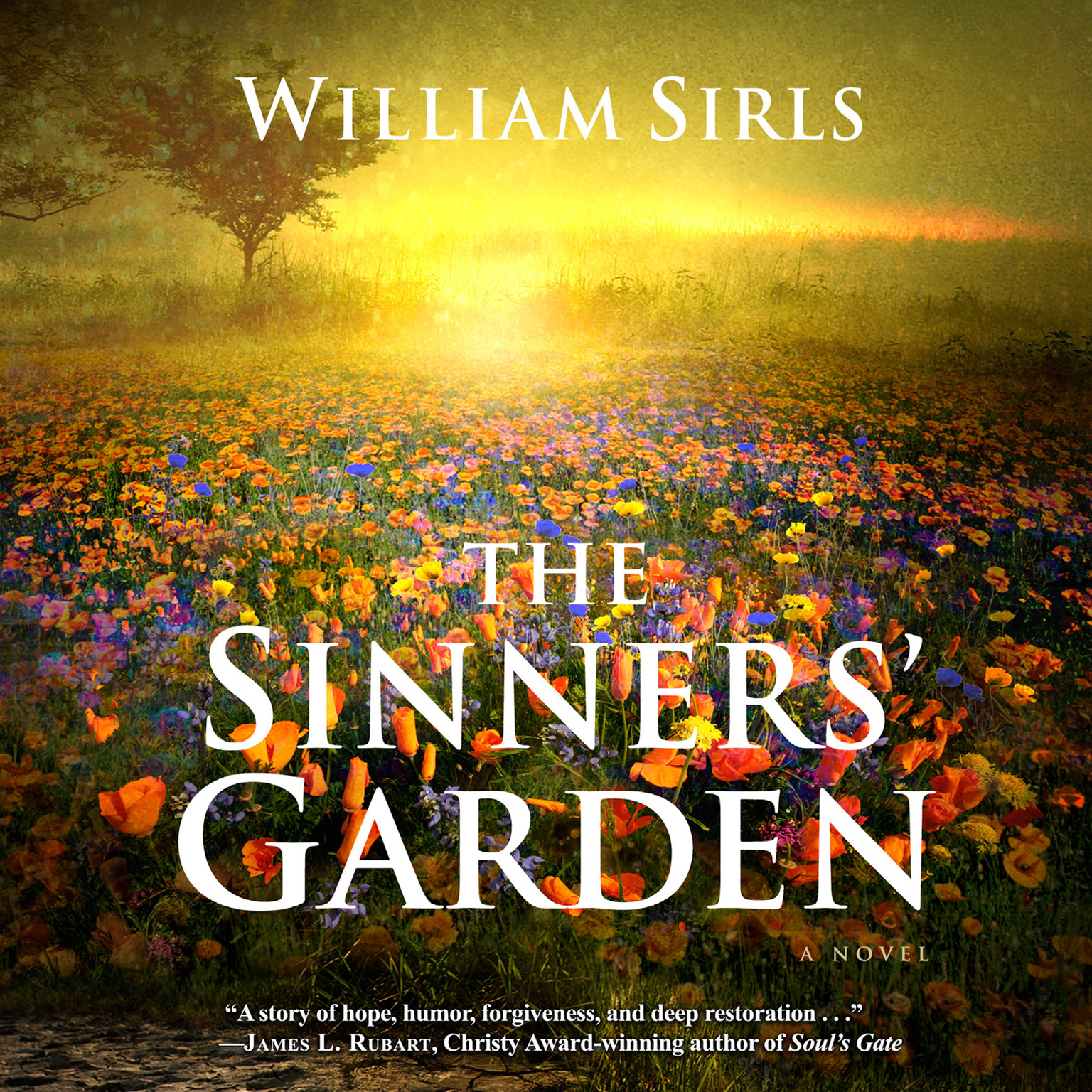 Printable The Sinners Garden Audiobook Cover Art