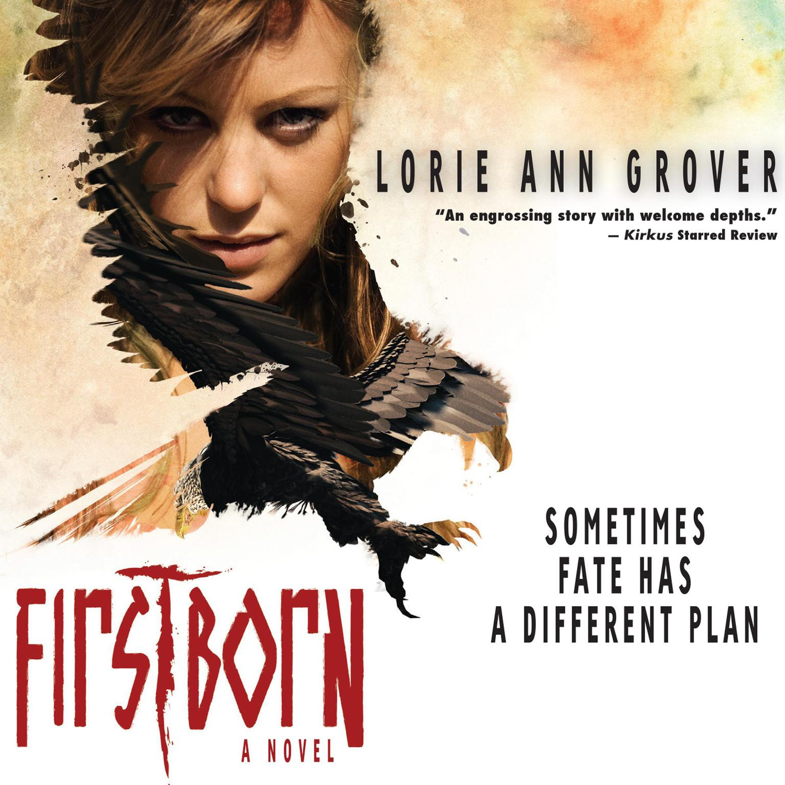 Printable Firstborn: A Novel Audiobook Cover Art