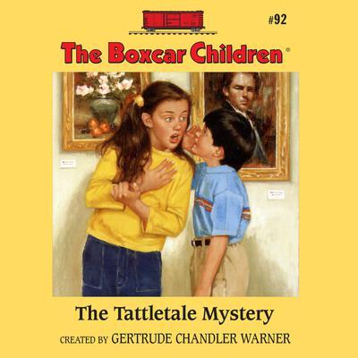 The Tattletale Mystery Audiobook, by Gertrude Chandler Warner