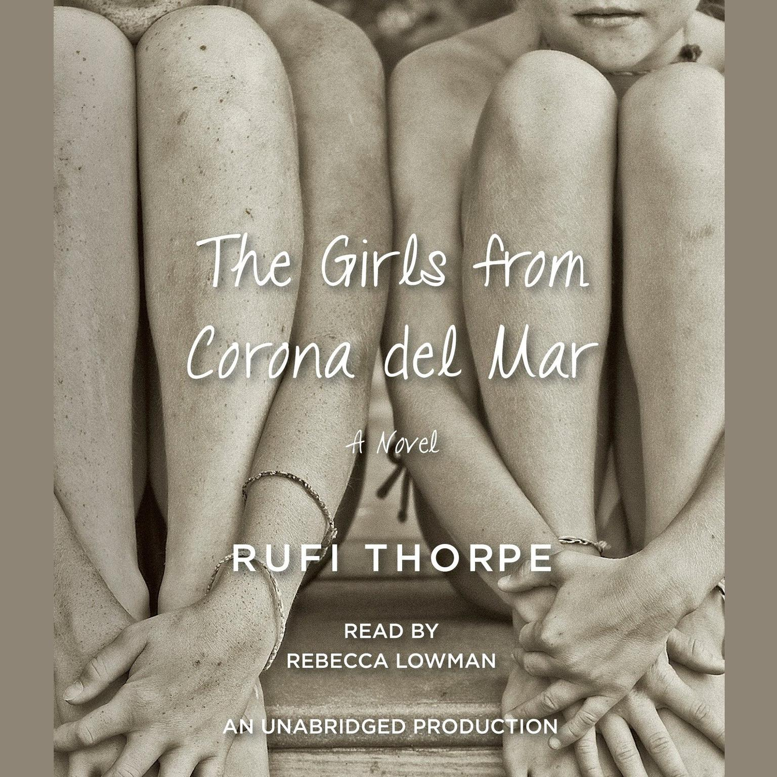 Printable The Girls from Corona del Mar: A novel Audiobook Cover Art