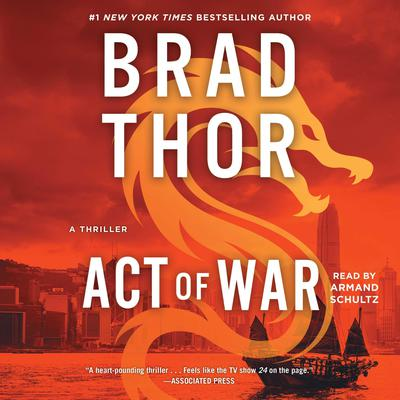 Act of War: A Thriller Audiobook, by