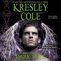 Dark Skye Audiobook, by
