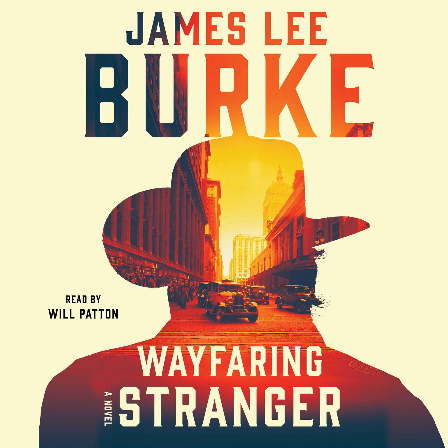 Printable Wayfaring Stranger: A Novel Audiobook Cover Art