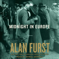 Midnight in Europe Audiobook, by Alan Furst