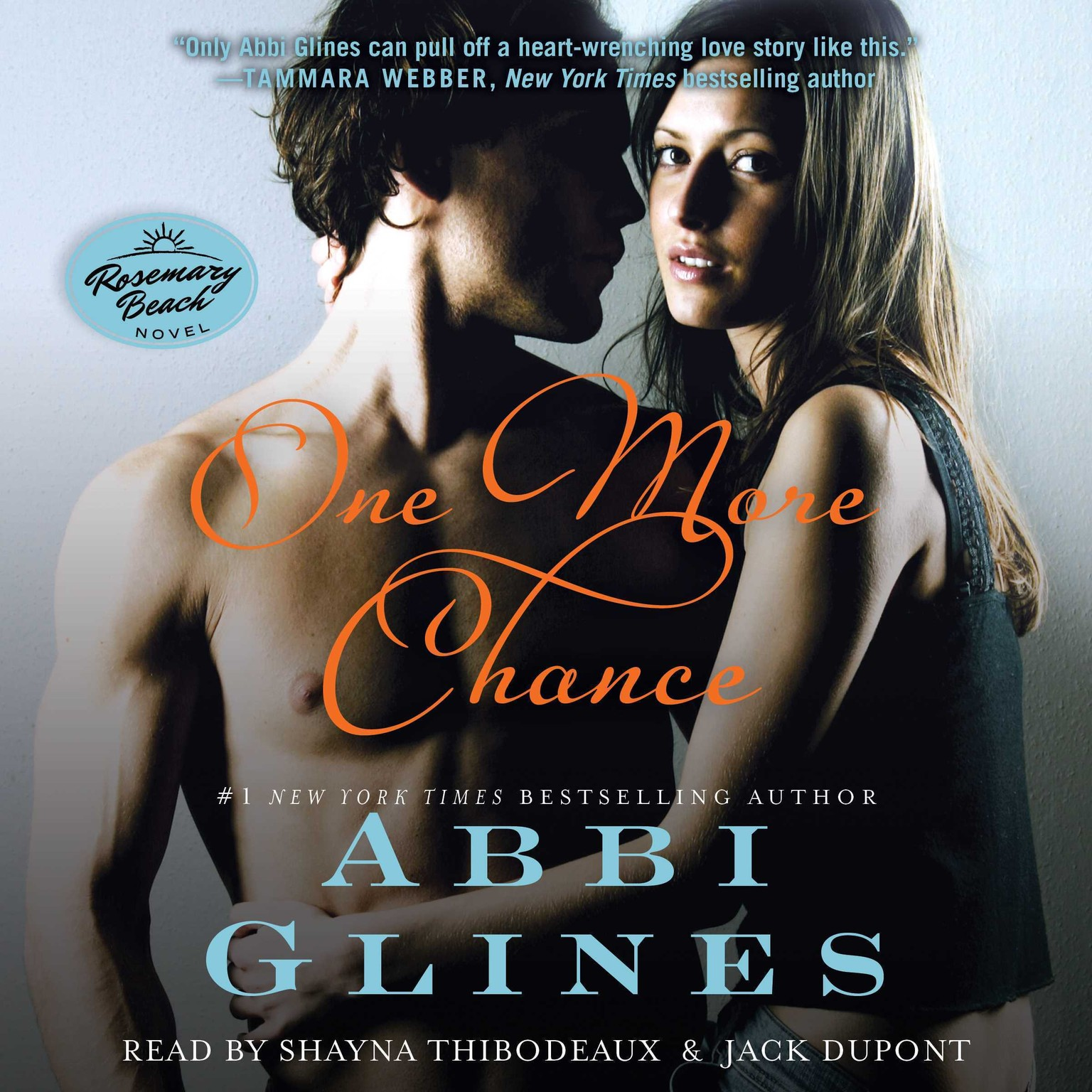 Printable One More Chance Audiobook Cover Art