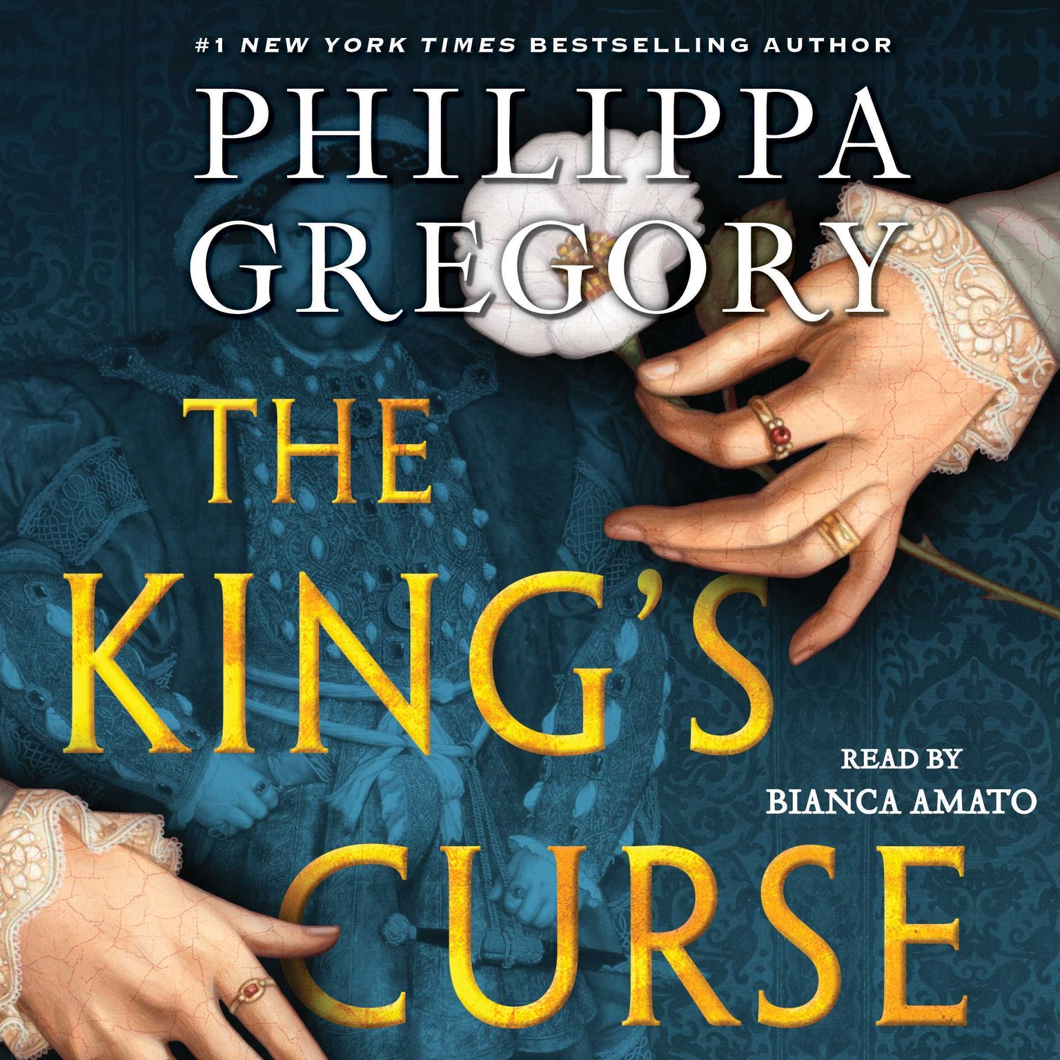 Printable The King's Curse Audiobook Cover Art