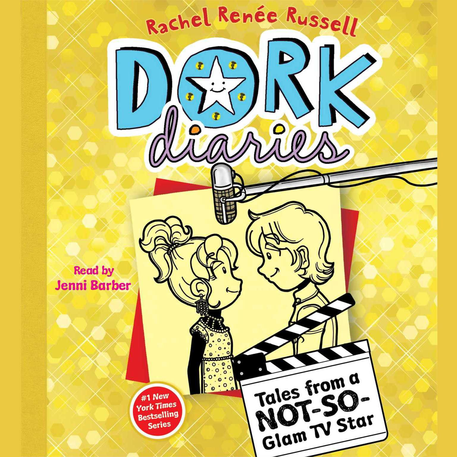 Printable Dork Diaries 7 Audiobook Cover Art