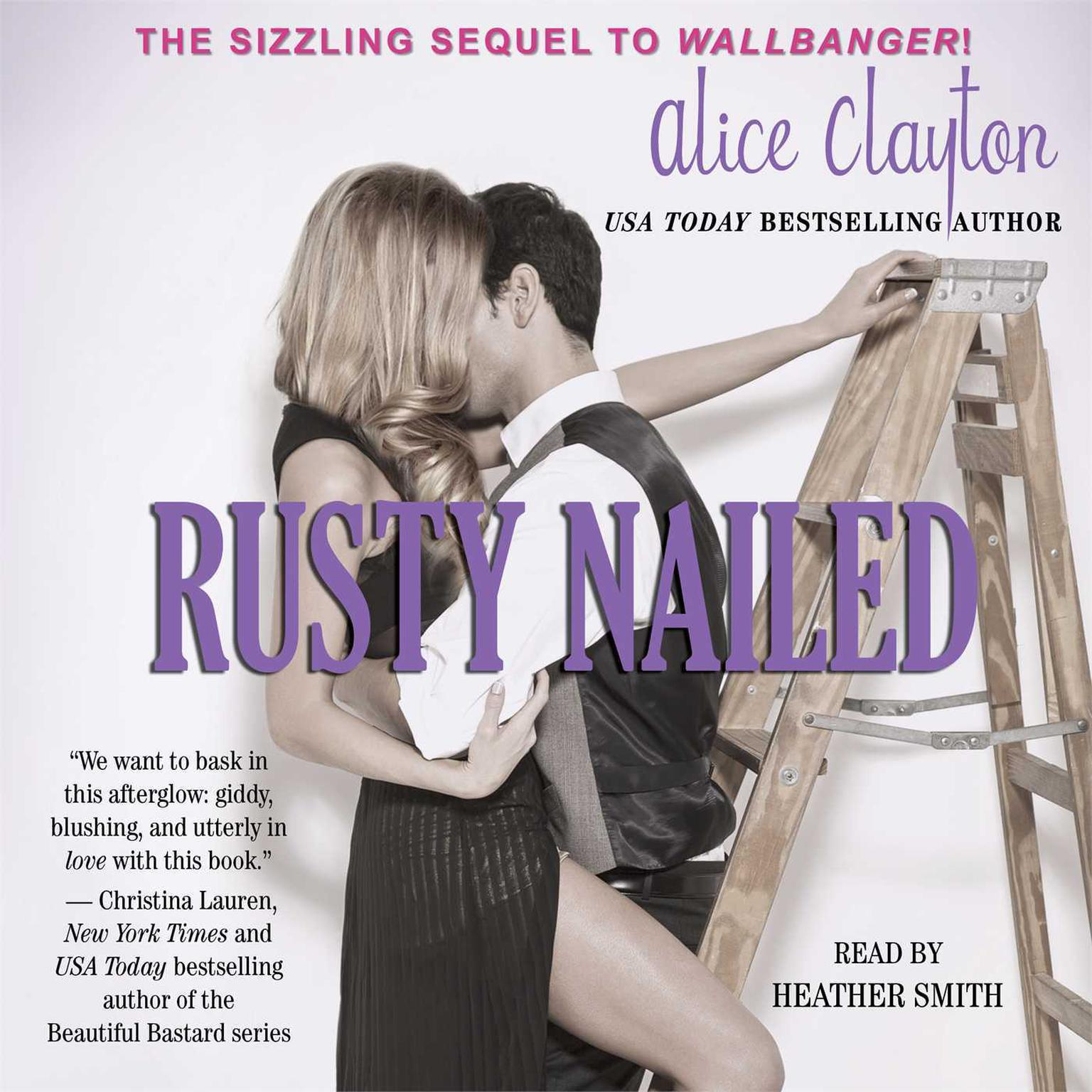 Printable Rusty Nailed Audiobook Cover Art