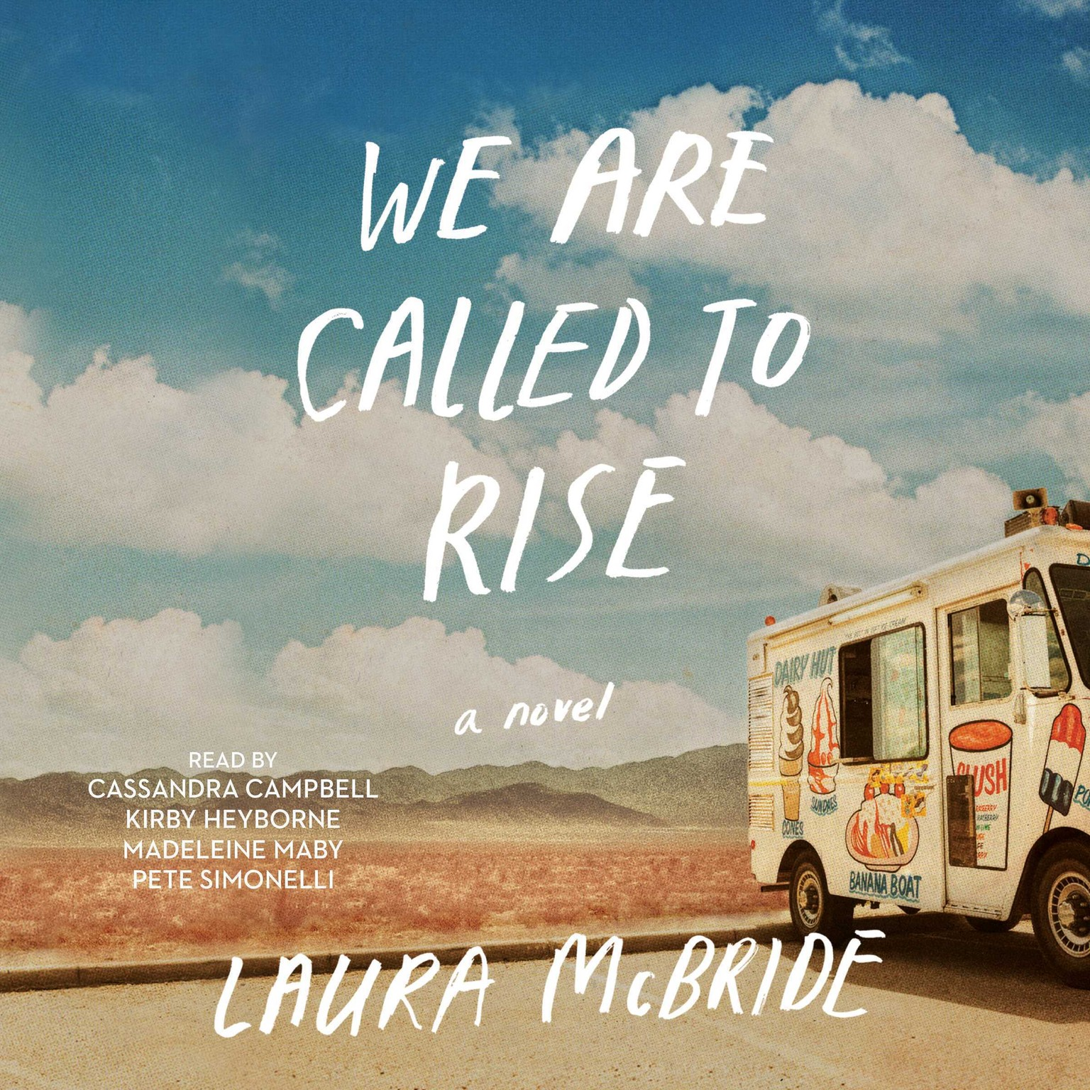 Printable We Are Called to Rise: A Novel Audiobook Cover Art