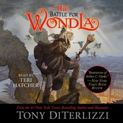 The Battle for WondLa Audiobook, by Tony DiTerlizzi