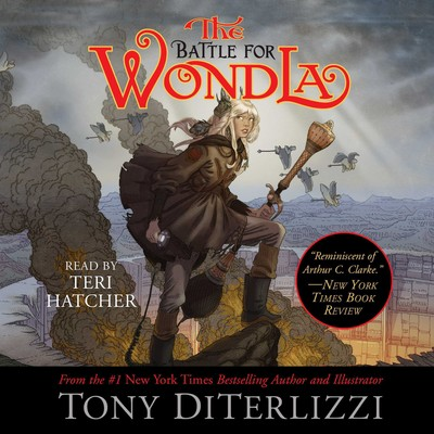 The Battle for WondLa Audiobook, by