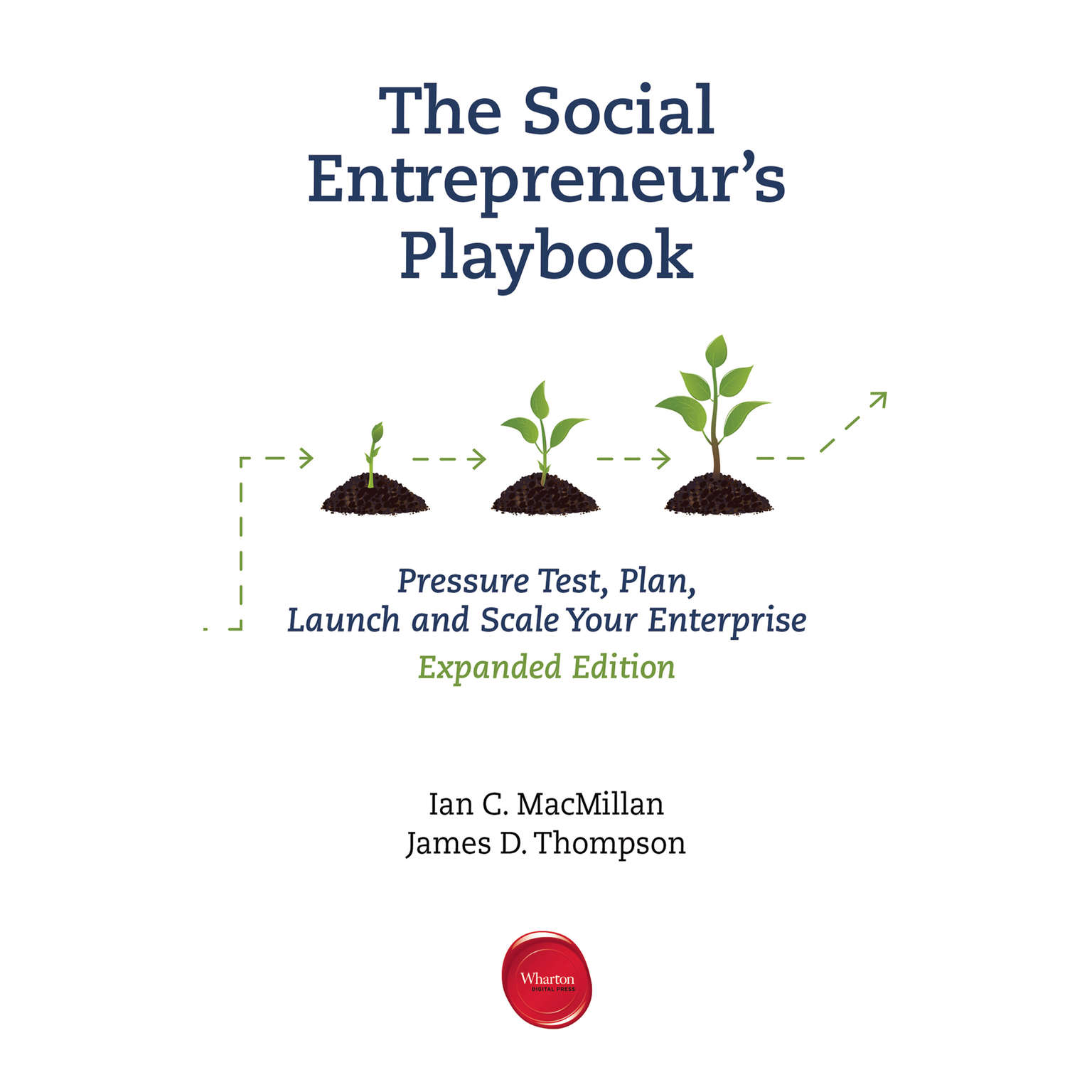 Printable The Social Entrepreneur's Playbook, Expanded Edition: Pressure Test, Plan, Launch, and Scale Your Social Enterprise Audiobook Cover Art