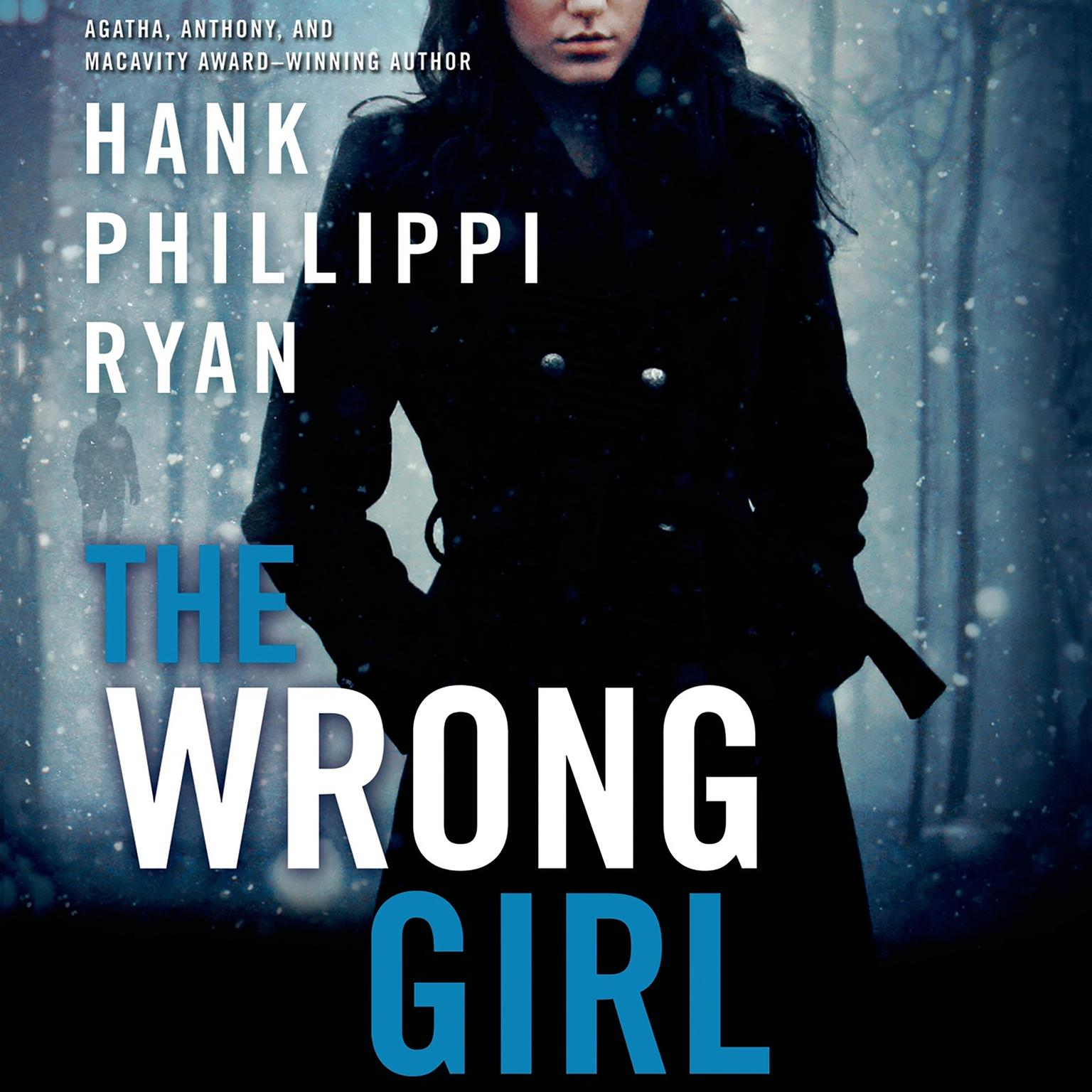 Printable The Wrong Girl Audiobook Cover Art