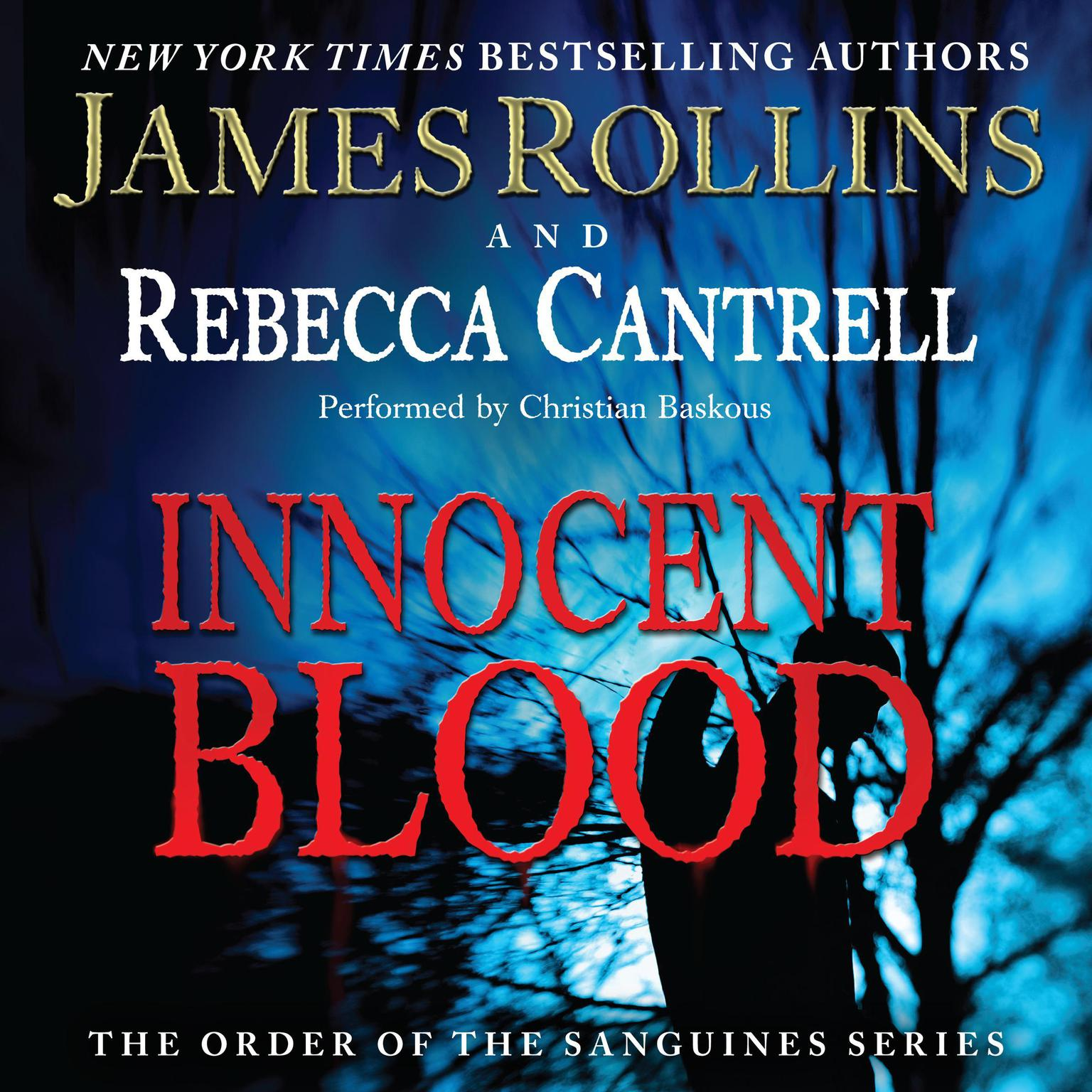 Printable Innocent Blood: The Order of the Sanguines Series Audiobook Cover Art