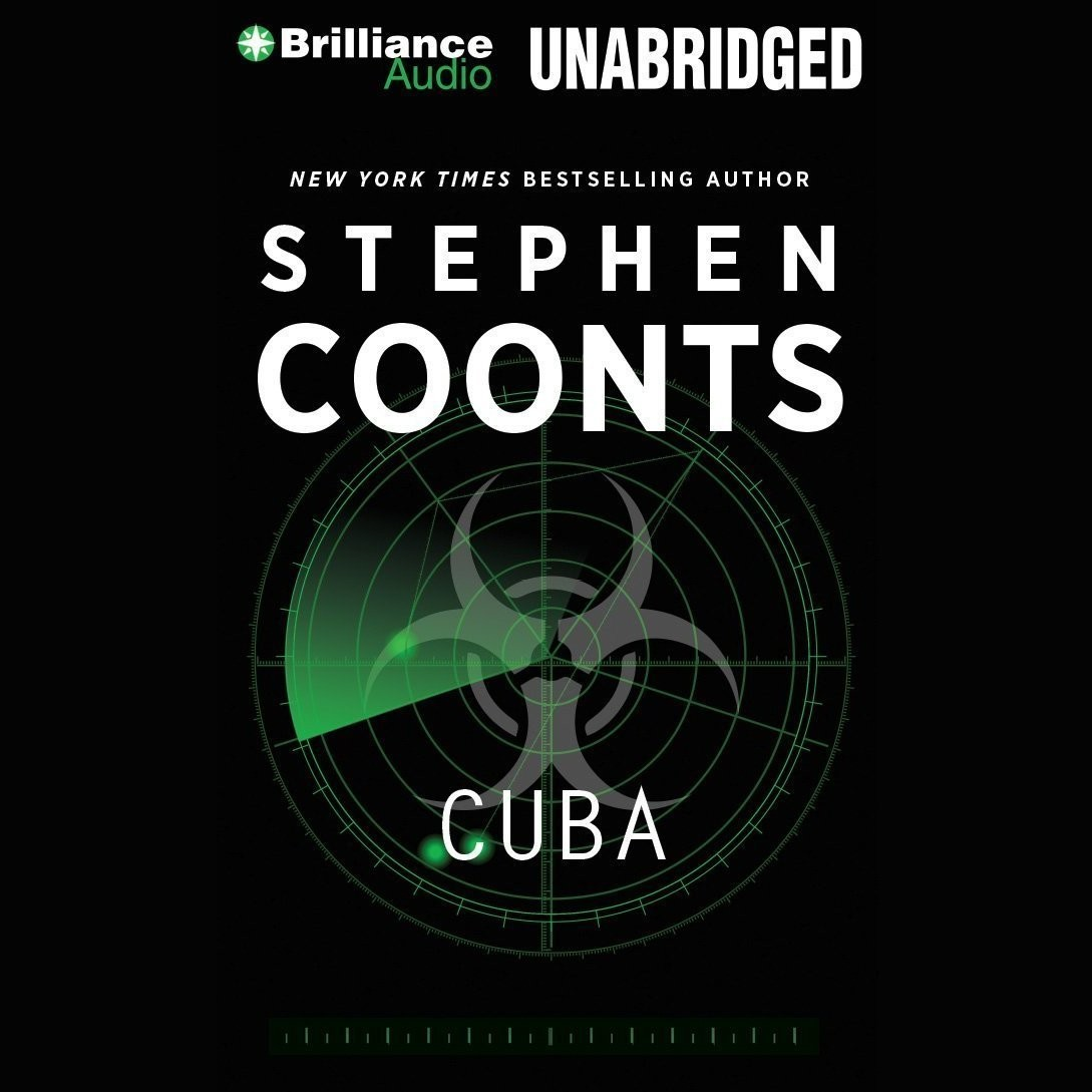 Printable Cuba Audiobook Cover Art