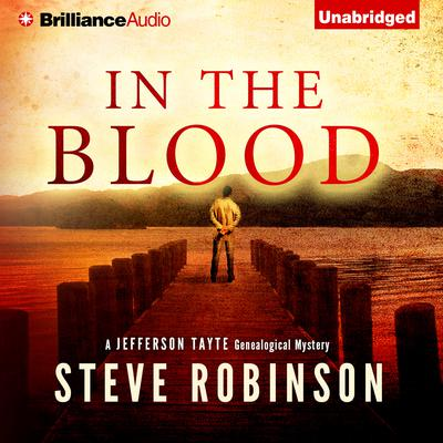 In the Blood Audiobook, by Steve Robinson