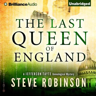 The Last Queen of England Audiobook, by Steve Robinson