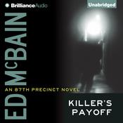 Killer's Payoff Audiobook, by Ed McBain