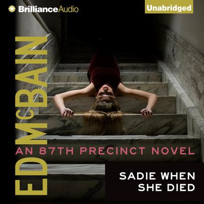 Sadie When She Died Audiobook, by Ed McBain
