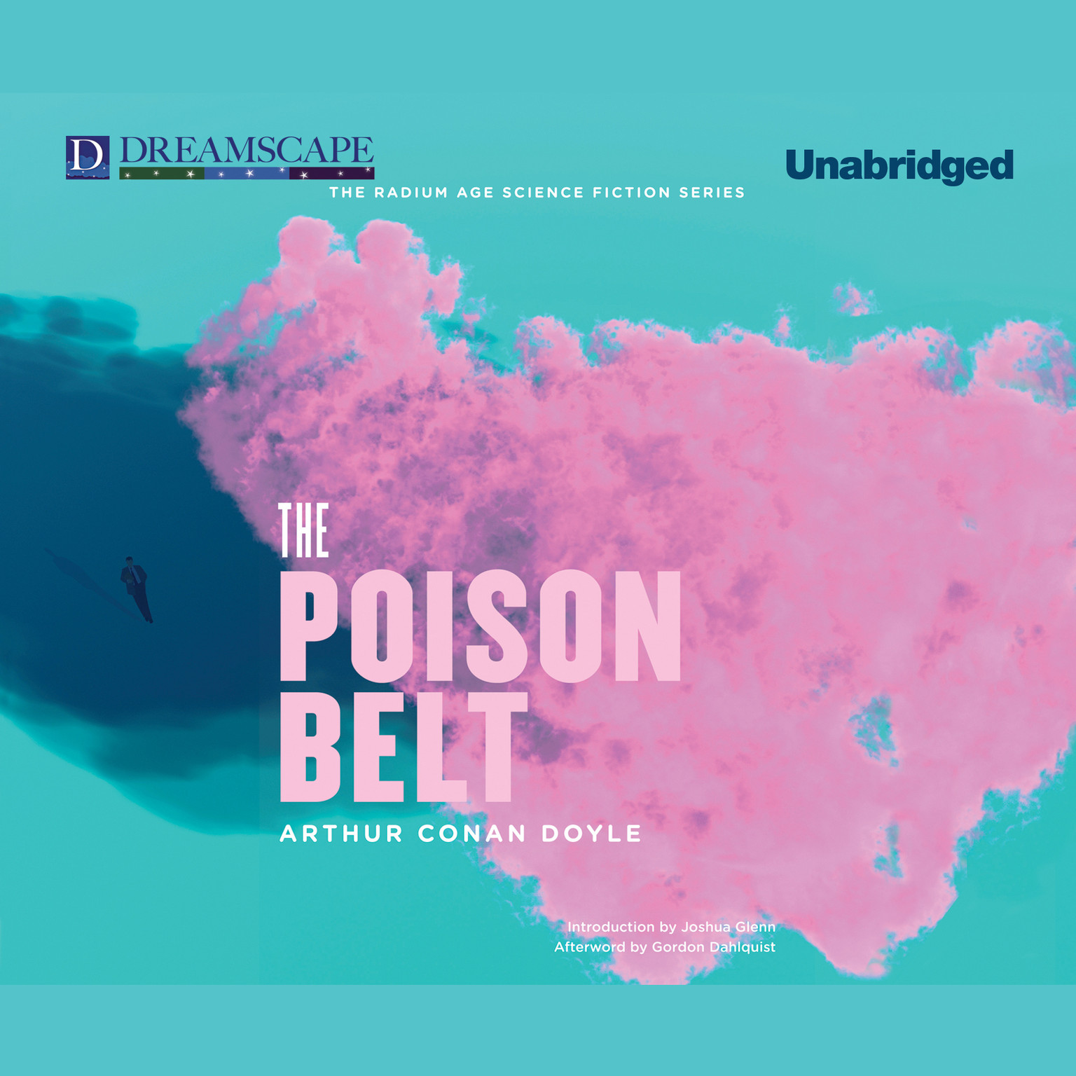 Printable The Poison Belt Audiobook Cover Art