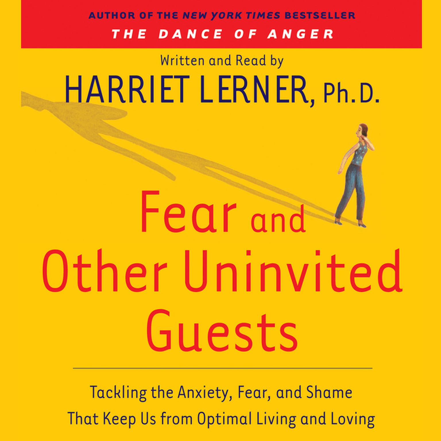 Printable Fear and Other Uninvited Guests Audiobook Cover Art