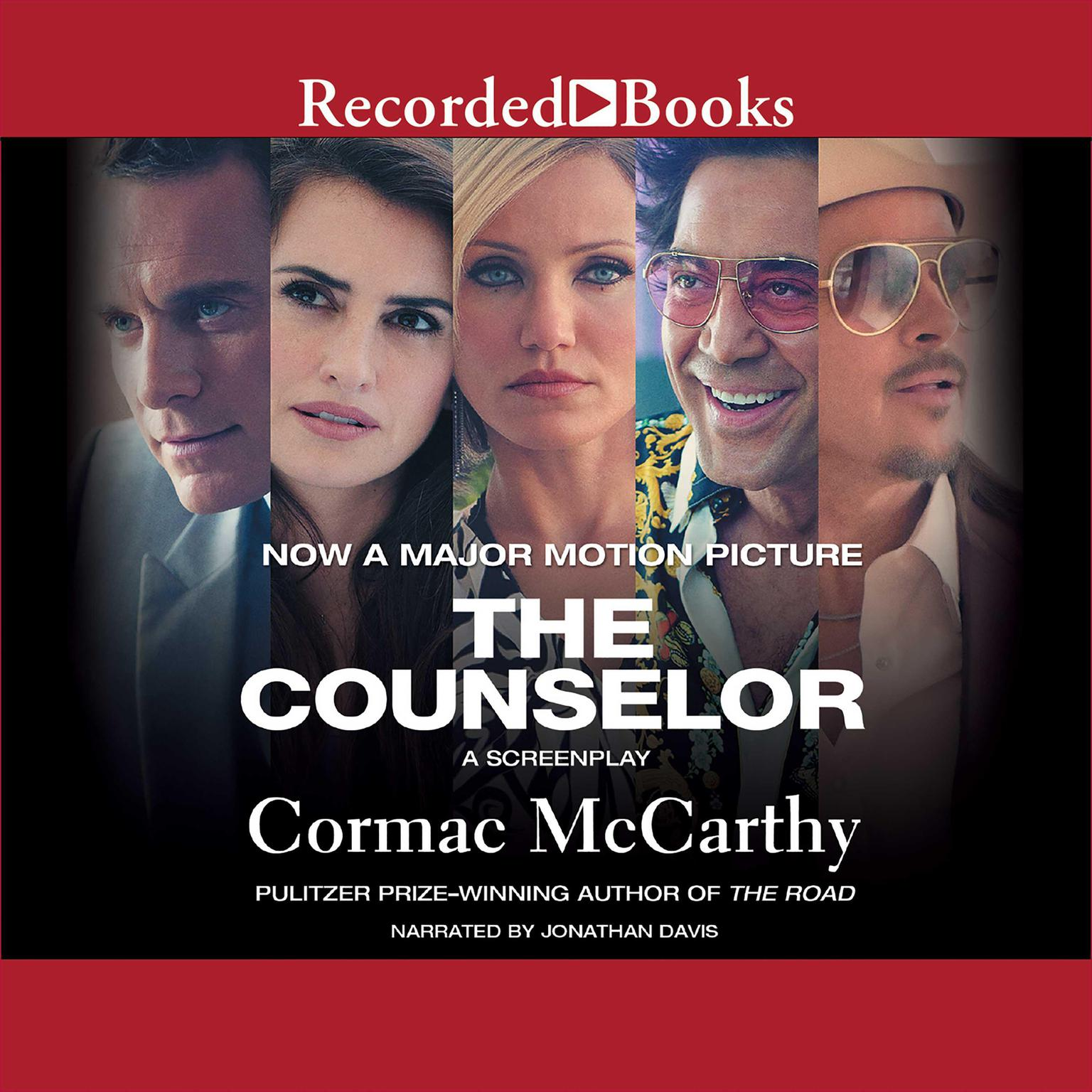 Printable The Counselor: A Screenplay Audiobook Cover Art