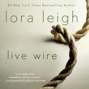 Live Wire: A Novel Audiobook, by Lora Leigh, Lavie Tidhar