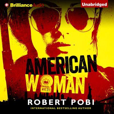 American Woman Audiobook, by Robert Pobi