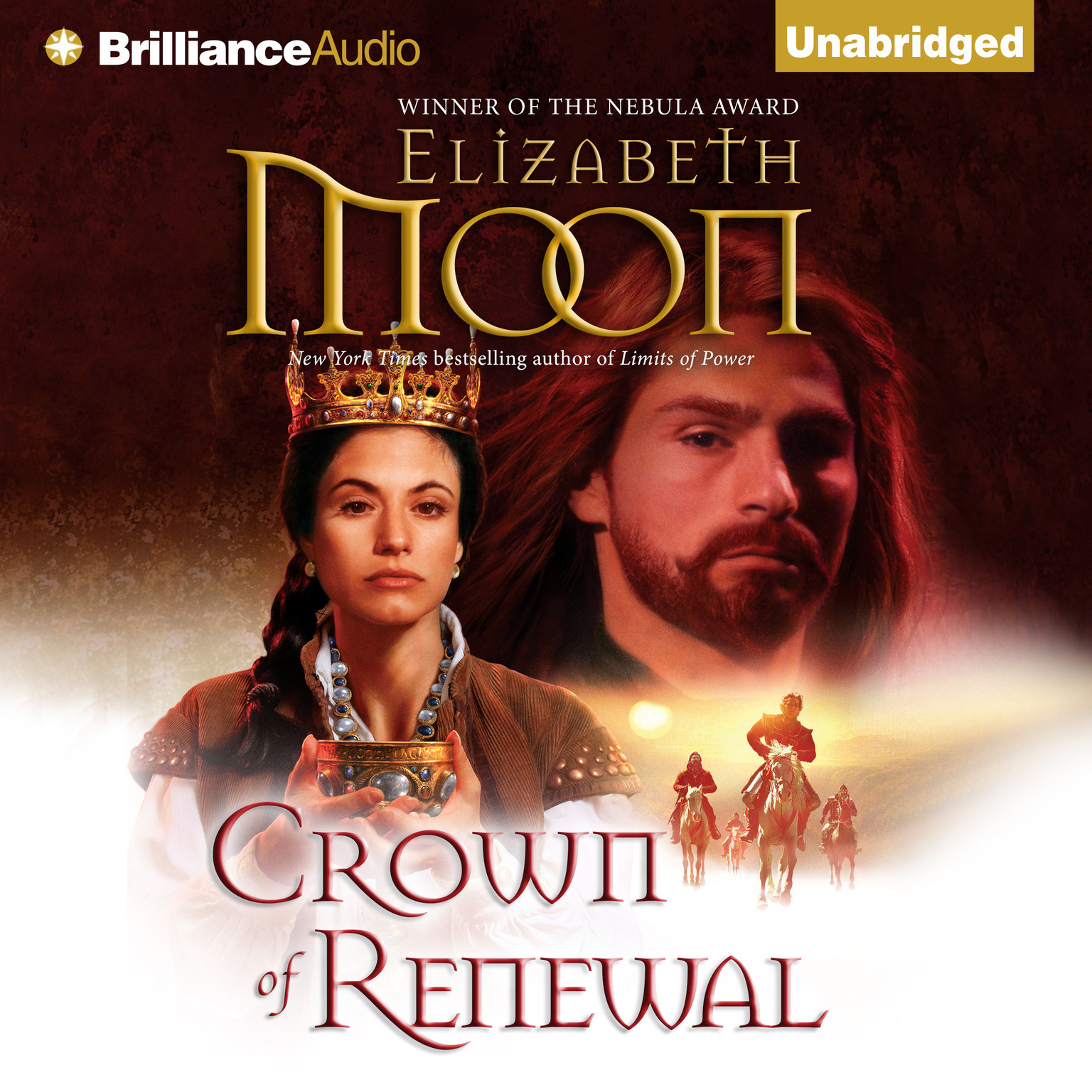 Printable Crown of Renewal Audiobook Cover Art